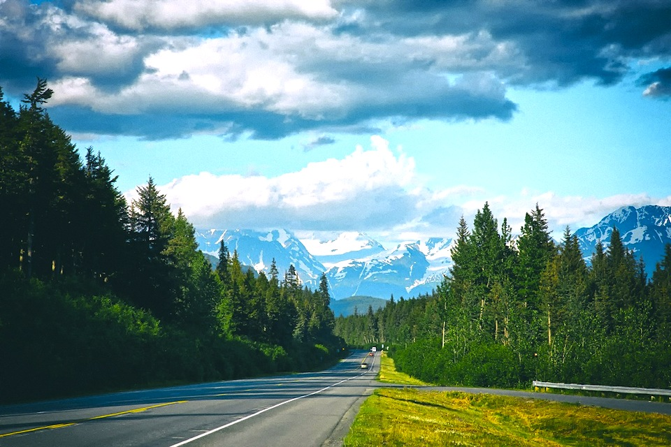 Speed limit in Alaska – National Speed Limit in Alaska