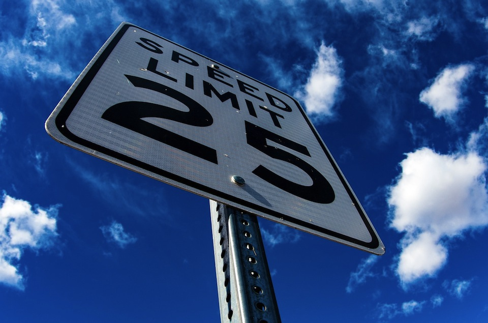 Speed Limit in USA – National Speed Limit in USA